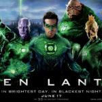 Mega Poster de Linterna Verde