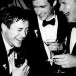 Robert Downey Jr, Hugh Jackman y Sting [fotos de antaño]