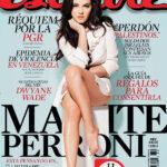 Maite Perroni en la revista Esquire