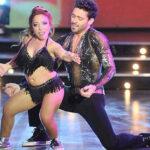 Cristian Castro cumplio su fantasia con una enana