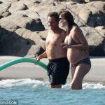 Primera Dama de Francia Carla Bruni esta embarazada