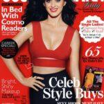 Katy Perry en la revista Cosmopolitan
