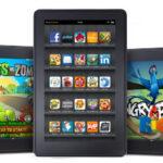 Amazon lanza 3 nuevas tabletas kindle