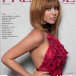 Miley Cyrus para la revista Prestige