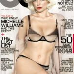 Michelle Williams para la revista GQ