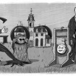 Google rinde homenaje al creador de los Addams
