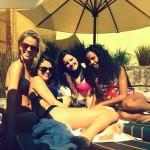 Selena Gomez disfruta de su estancia en Mexico