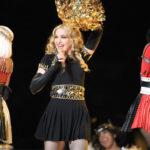 Revive el espectaculo de medio tiempo del Super Bowl con Madonna