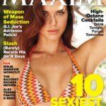Adrianne Palicki para Maxim