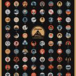 Poster 100 años de Paramount