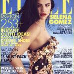 Selena Gomez para la revista ELLE