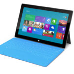 Microsoft presento su tableta Surface
