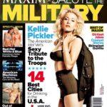 Cantante Kellie Pickler para Maxim