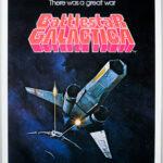 Poster de la serie original Battlestar Galactica