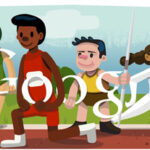 Todos los Doodle de Google de Londres 2012