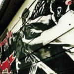 Banksy estuvo en Mexico con el EZLN