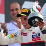 Checo Perez segundo, Fernando Alonso tercero en Monza