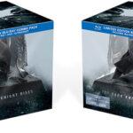 Edicion especial de The Dark Knight Rises en blu-ray
