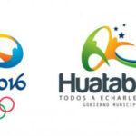 En Mexico plagian logo de Brasil 2016