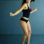 Natalie Martinez para la revista Esquire