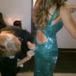 A Sofia Vergara le falla el vestido antes de ganar el Emmy