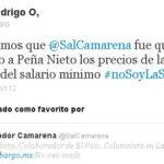 Salvador Camarena sale de W radio