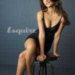 Actriz Hannah Ware en la revista Esquire