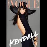 Kendall Jenner para Miss Vogue