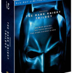 The Dark Knight Trilogy en Blu-ray