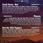 Cartel oficial de Coachella 2013