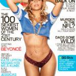 Cantante Beyonce para la revista GQ