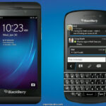 Blackberry presenta dos nuevos telefonos serie 10