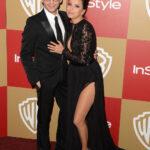 Fotos de la actriz Eva Longoria en los Golden Globes