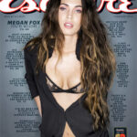 Megan Fox posa para Esquire despues de su embarazo