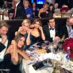 El elenco de Modern Family triste por no ganar el Golden Globe