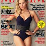 Elisha Cuthbert para la revista Maxim