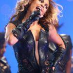 Fotos de Beyonce en su presentacion en el Super Bowl XLVII