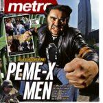 Peme-x men los heroes de la Torre de Pemex