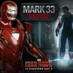 Conoce las nuevas armaduras para Iron Man 3