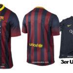 El nuevo uniforme del FC Barcelona