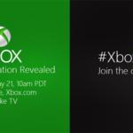 El nuevo XBOX sera presentado el 21 de Mayo