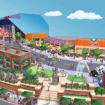 Construirán el Springfield de Los Simpson en Universal Estudios