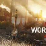 Nuevos posters World War Z con varias ciudades del mundo