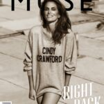 Fotos de Cindy Crawford para la revista MUSE