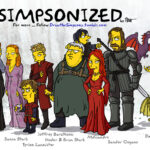 Game of Thrones al estilo Los Simpson