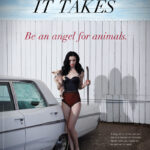 Krysten Ritter para anuncio de PETA