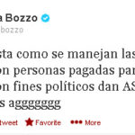Laura Bozzo explota en twitter, le dan Asco los asalariados