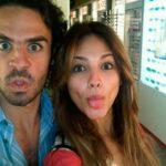 Arrestan a ex de Belinda y Eiza González