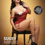 Sugey Abrego poso para la revista Playboy