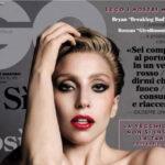 Lady Gaga se desnuda para GQ Italia
